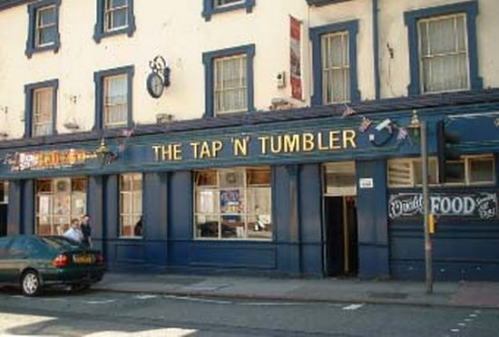 Tap 'N' Tumbler