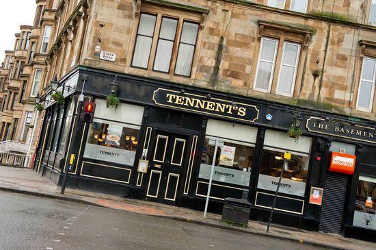 Tennents Bar