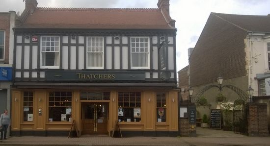 Thatchers Bar and Lounge