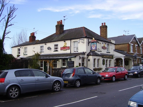 Vansittart Arms