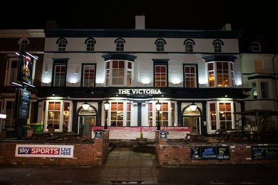 Victoria Pub On The Promenade