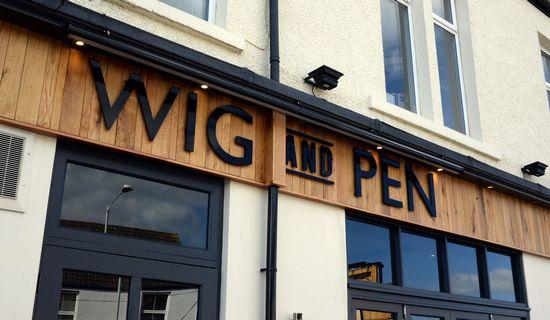 Wig & Pen