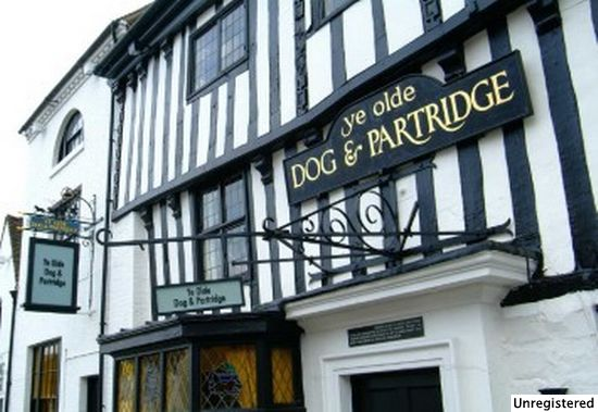 Ye Olde Dog & Partridge