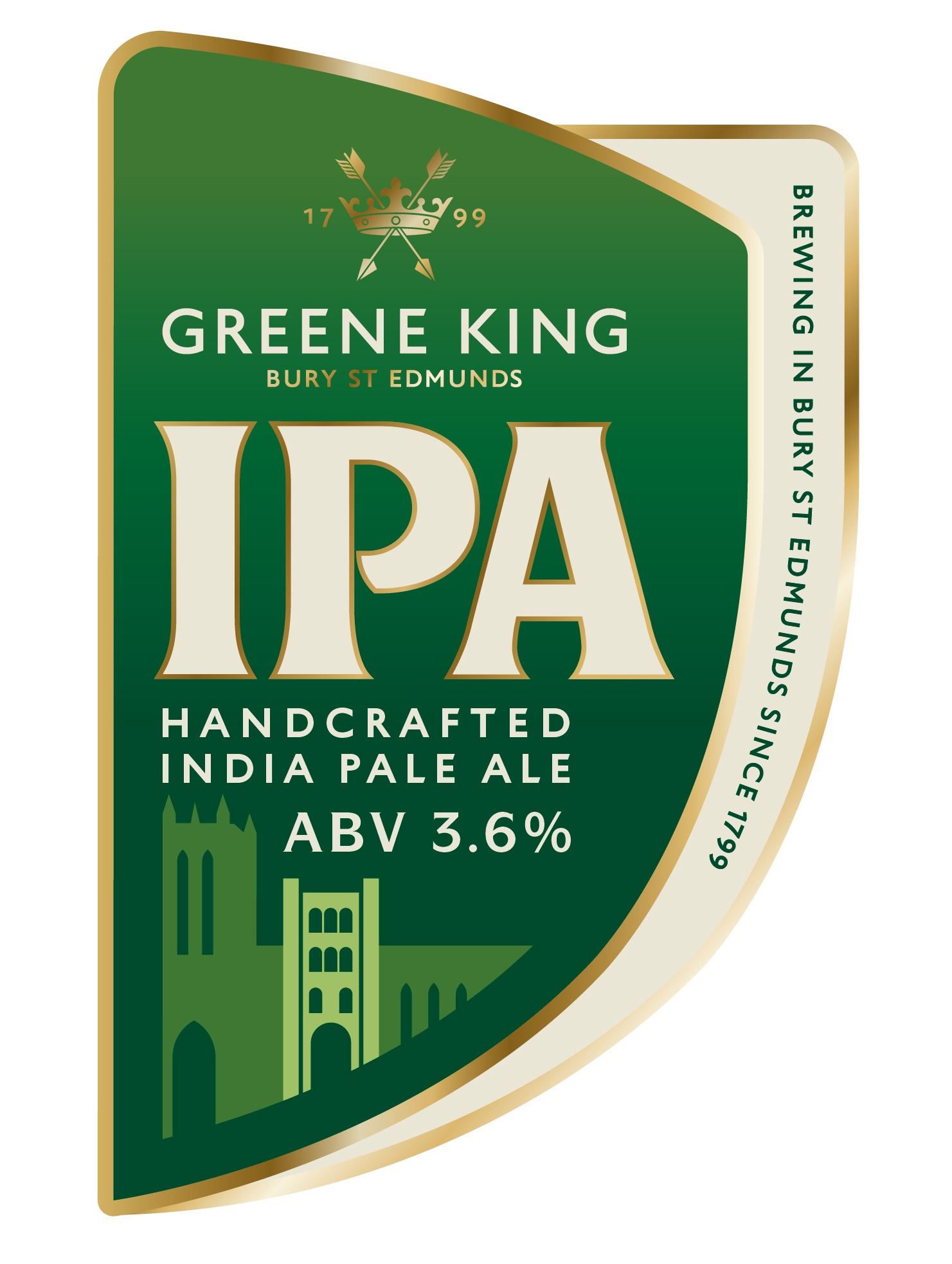 Greene King IPA