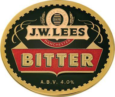 JW Lees Bitter