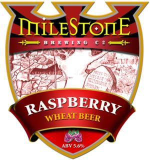 Raspberry Wheat Beer