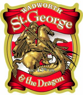St George & The Dragon