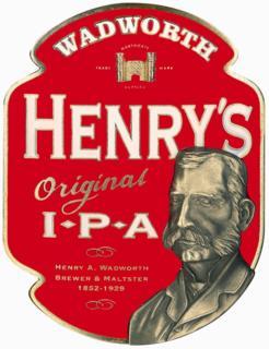 Henry's Original IPA