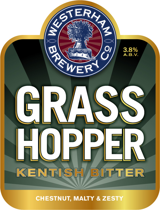Grasshopper Kentish Bitter