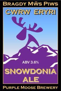Snowdonia Ale / Cwrw Eryri