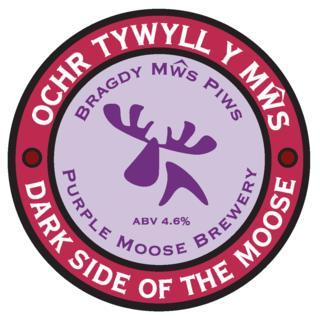 Dark Side of the Moose / Ochr Tywyll Y Mws
