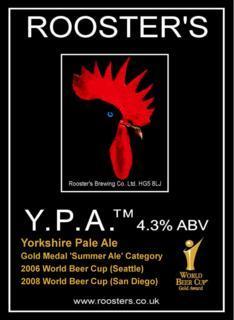YPA - Yorkshire Pale Ale