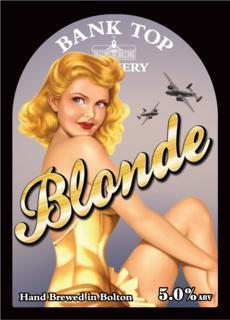 Bank Top Blonde