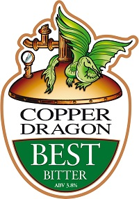 Copper Dragon Best Bitter