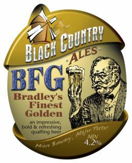 BFG - Bradley's Finest Golden