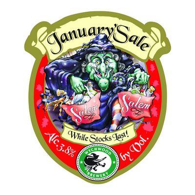 January' Sale