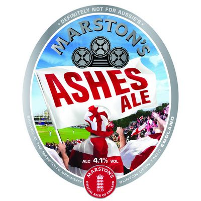Ashes Ale
