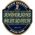 Andersons Best Scotch