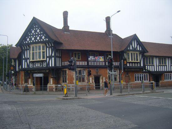 Haworth Arms