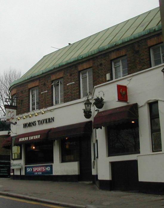 Horns Tavern