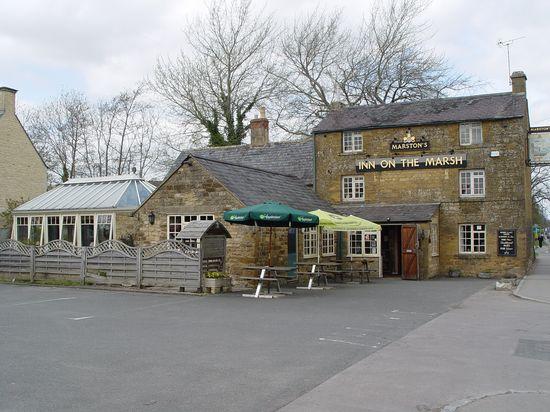 Inn on the Marsh