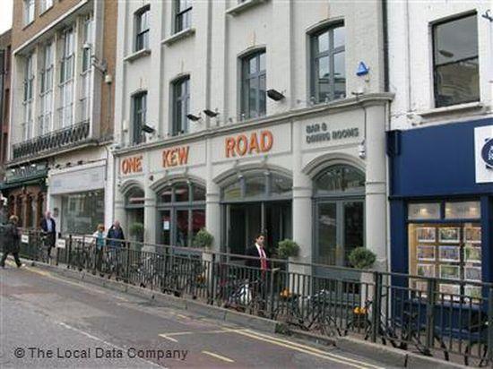 One Kew Road