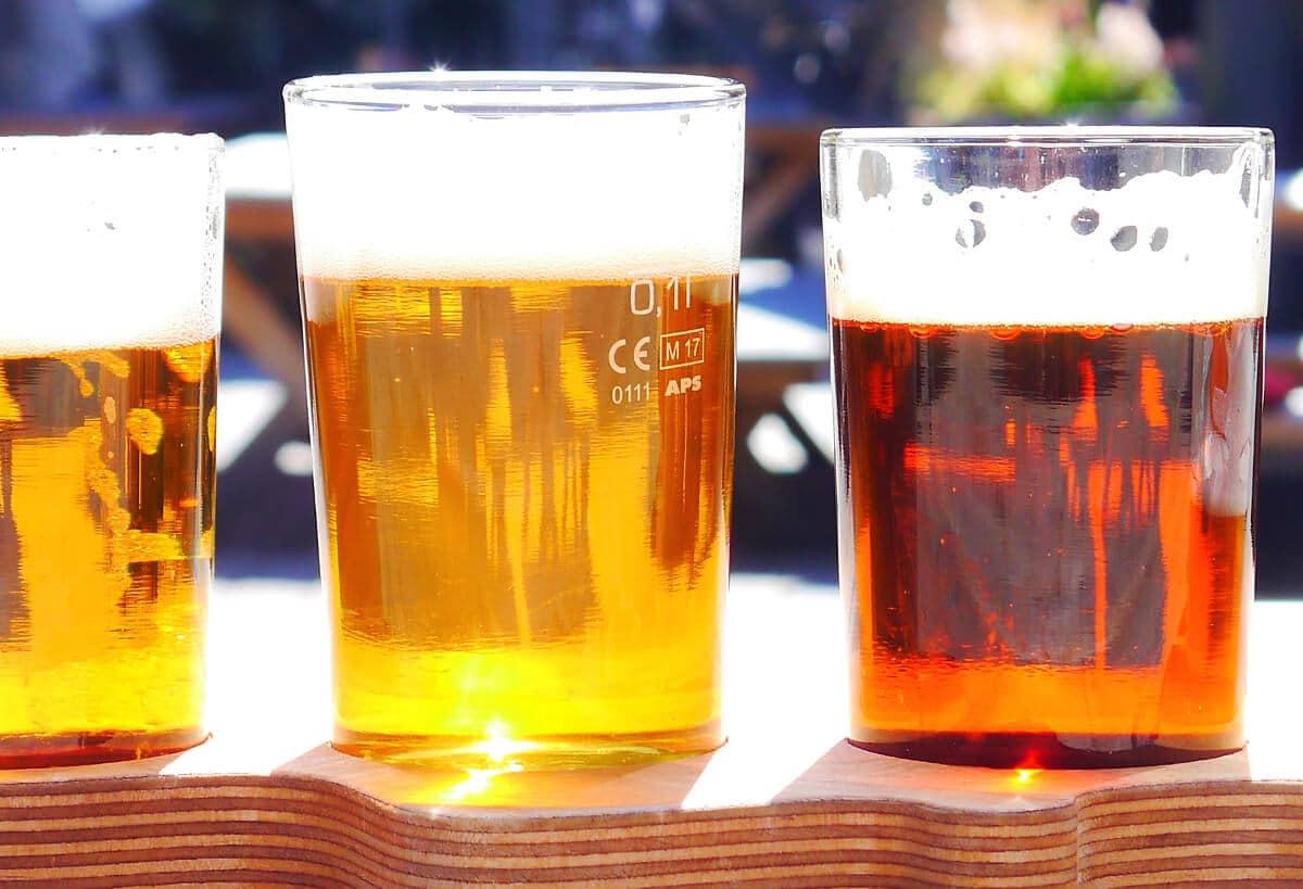Dea Latis Beer & Breakfast Matching