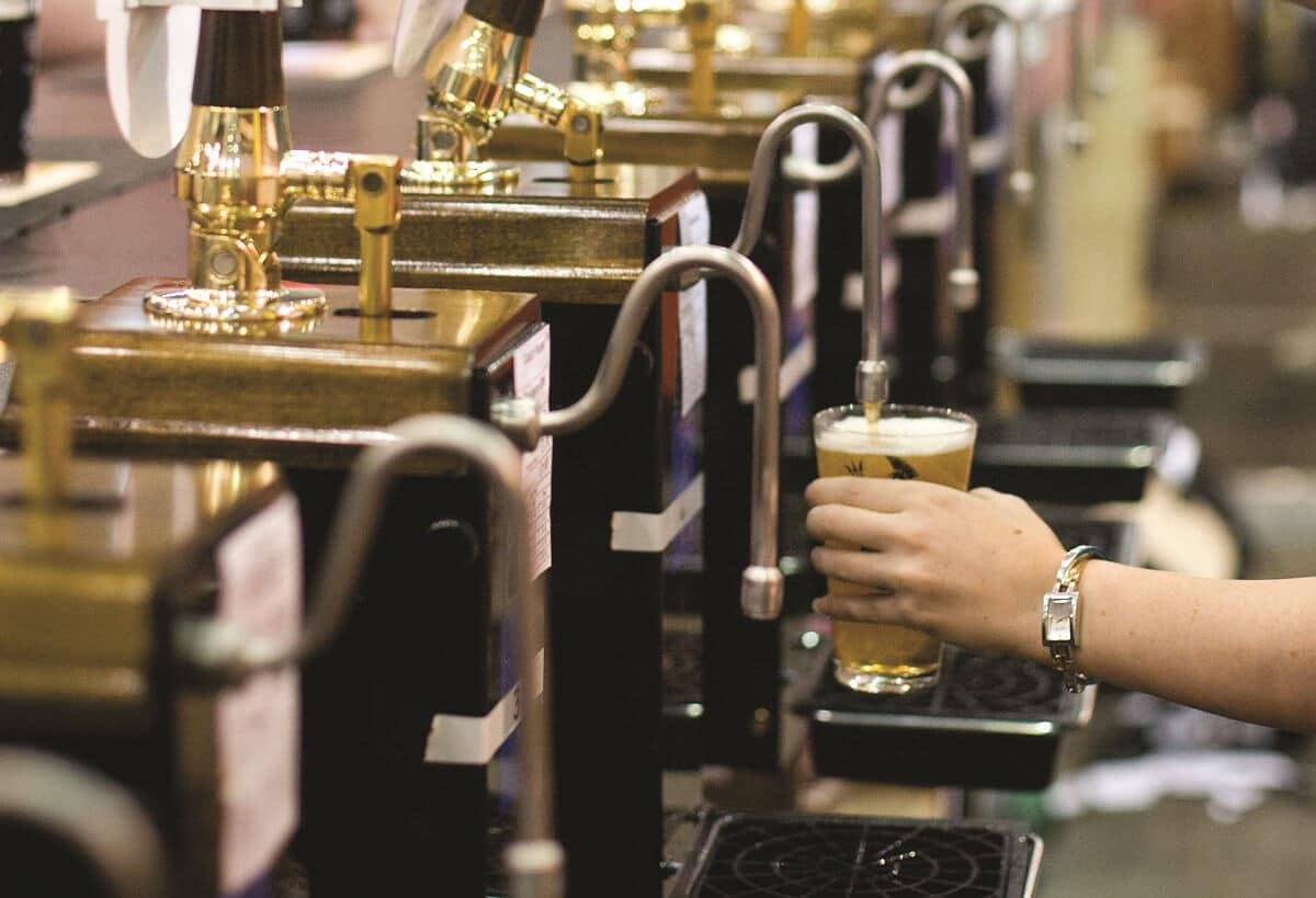 British brewers reduce carbon emissions by 42%