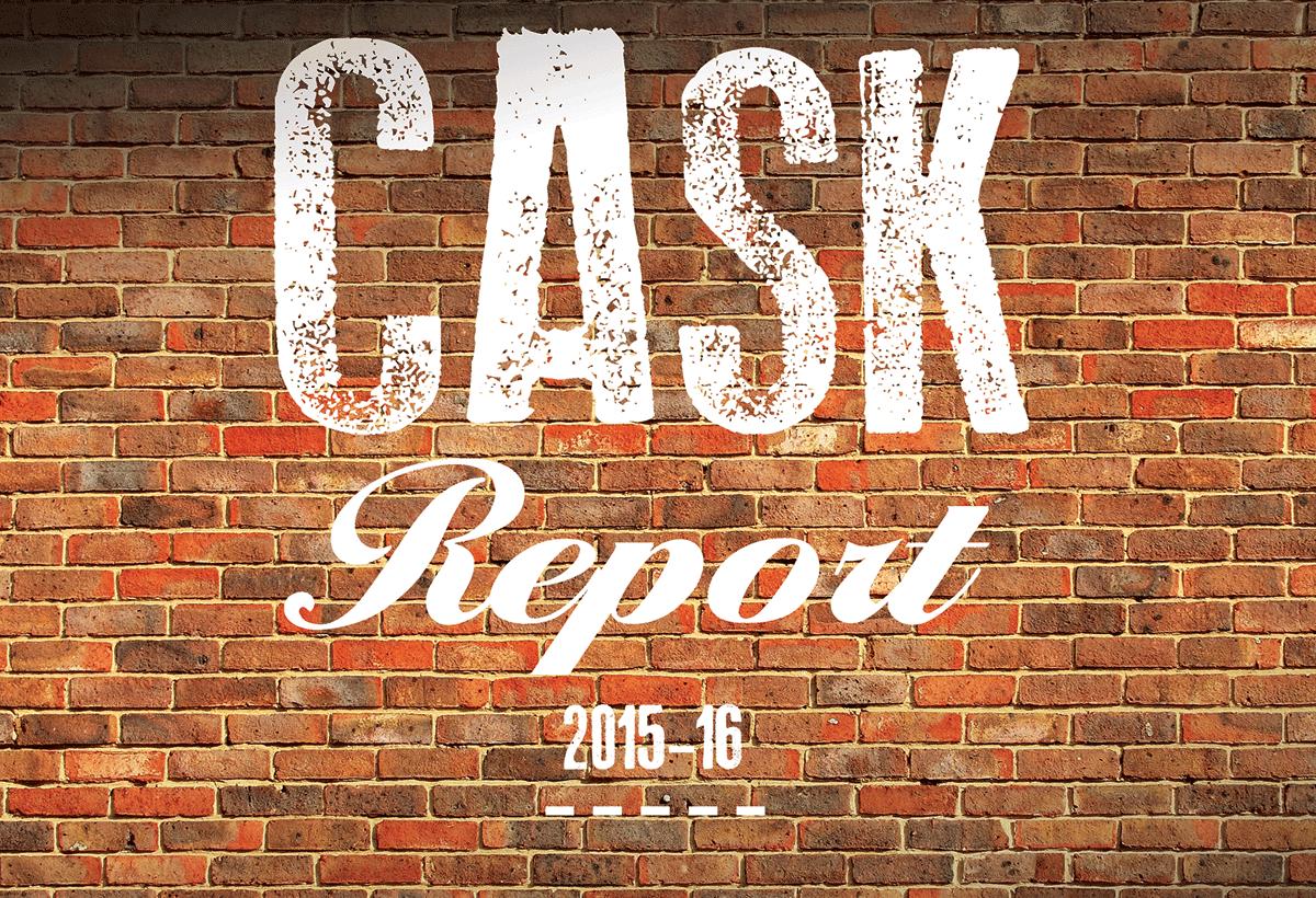 Cask Report 2015-16 Summary