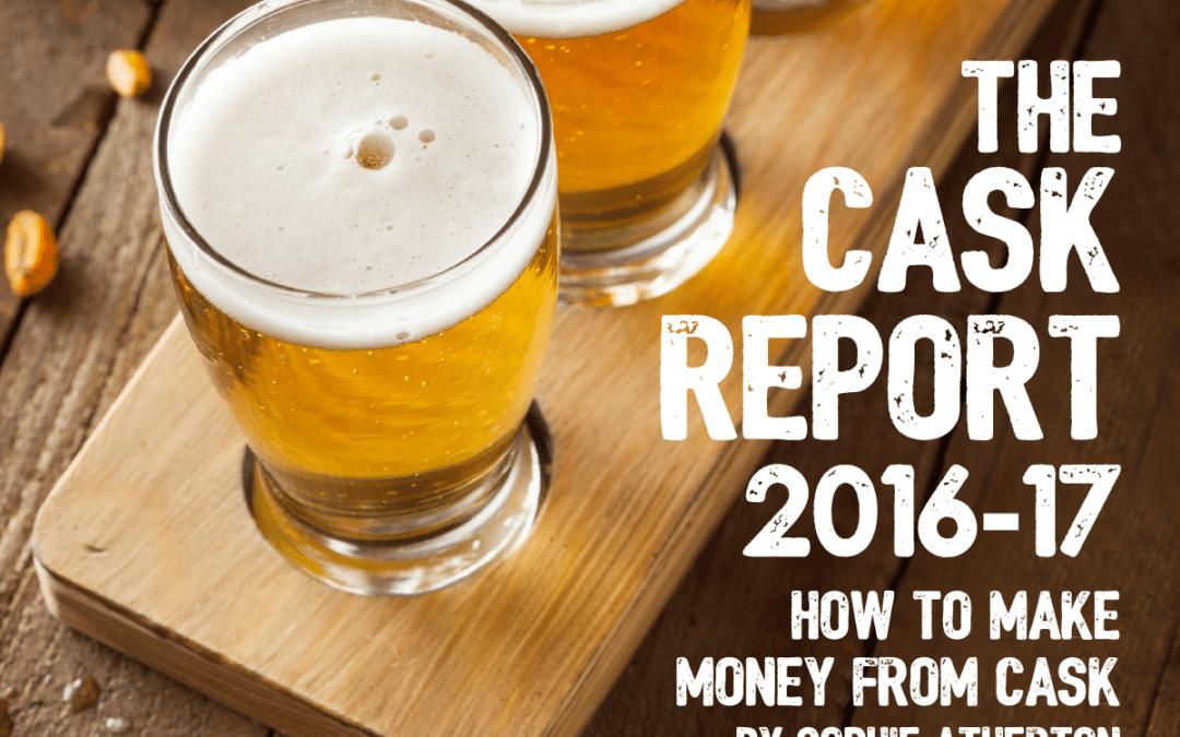 Cask Report 2016-17 leaflet
