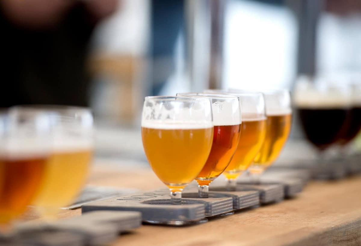 Beer sales down in 2016