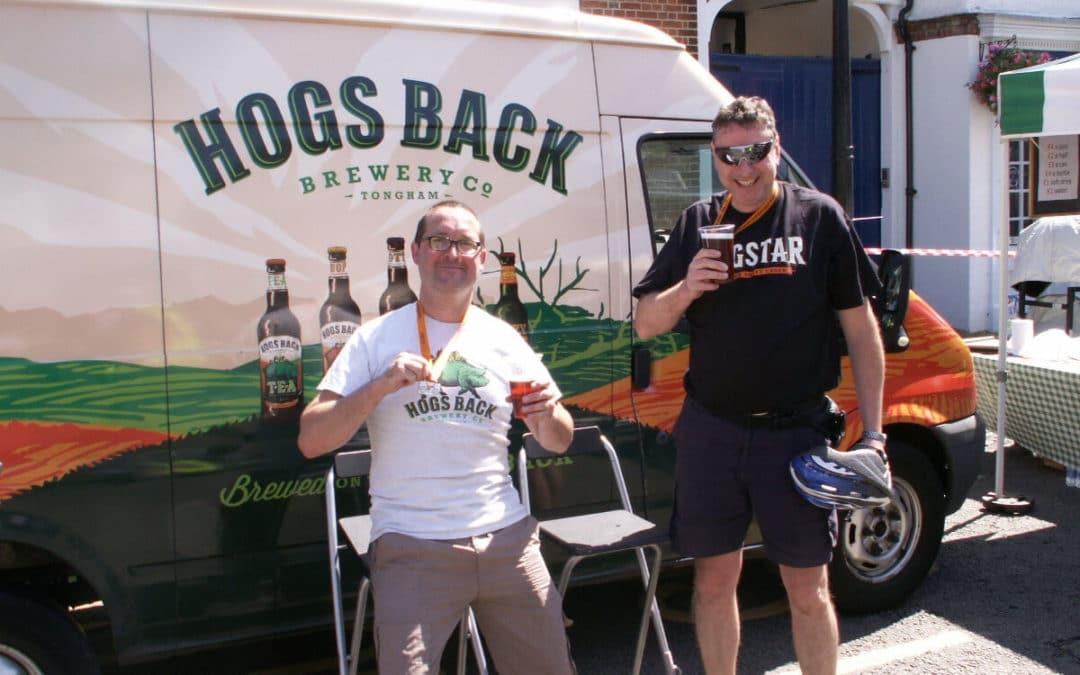 Hogs Back's Biker – Le Tour de Hog
