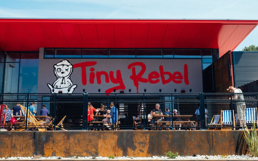 Tiny Rebel Invests in New Brewery