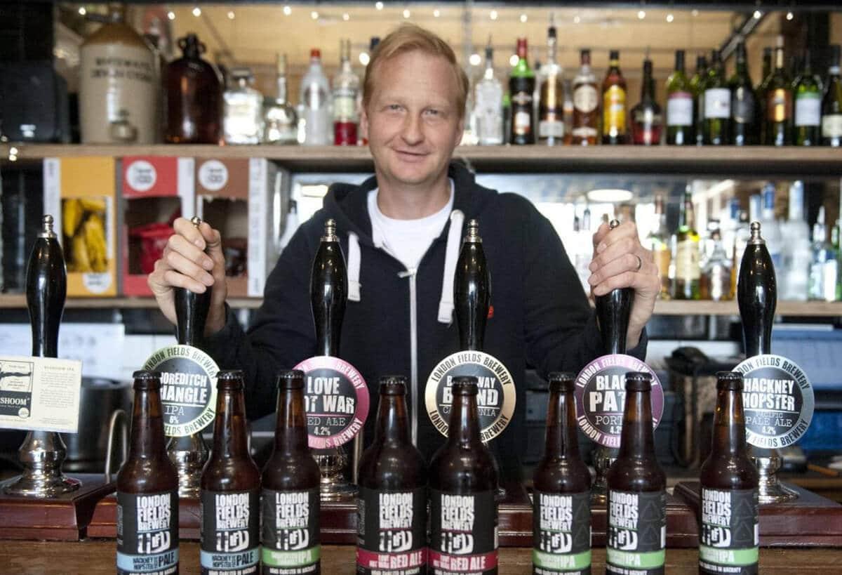 Carlsberg buys London Fields Brewery