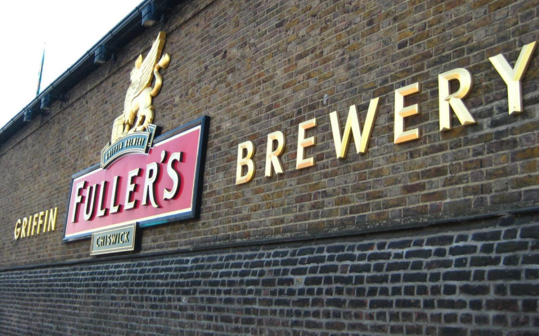 Fuller's invests in new robots for cask racking line