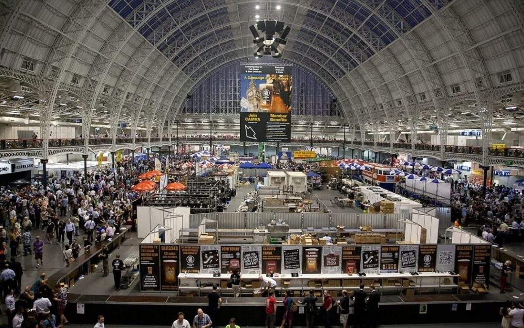 Great British Beer Festival Winter Announced
