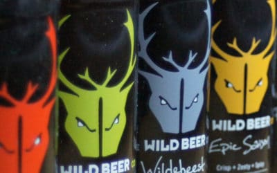 Wild Beer Co win Best Drinks Producer at the BBC Food & Farming Awards 2017