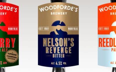 Woodforde's Announces Rebrand