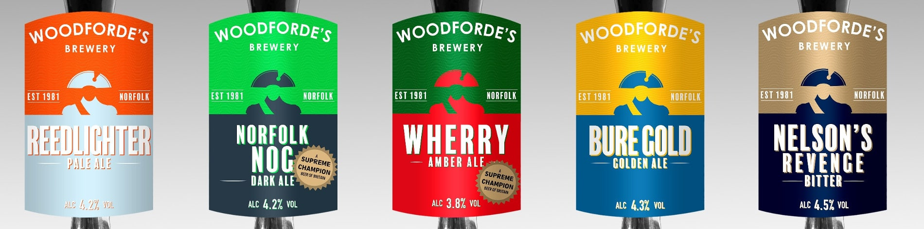 Woodfordes 'Free Beer for a Year'