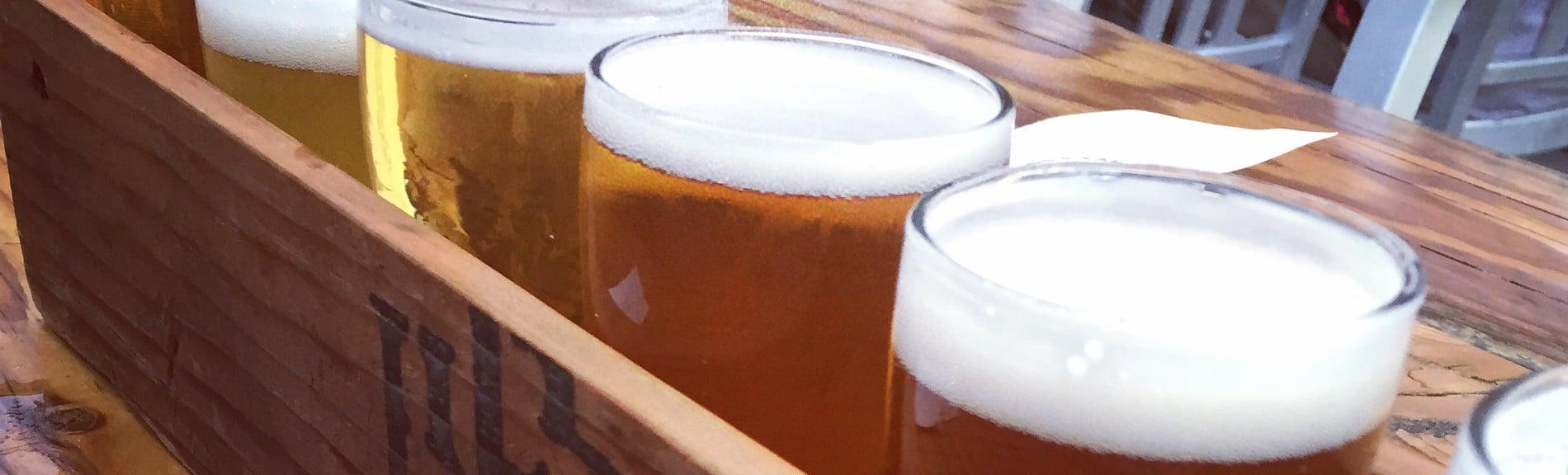 Beer sales increase