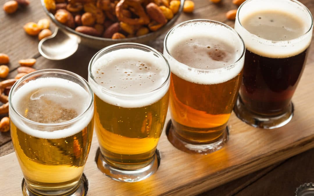 Something for the Weekend – Beer & Food Pairings