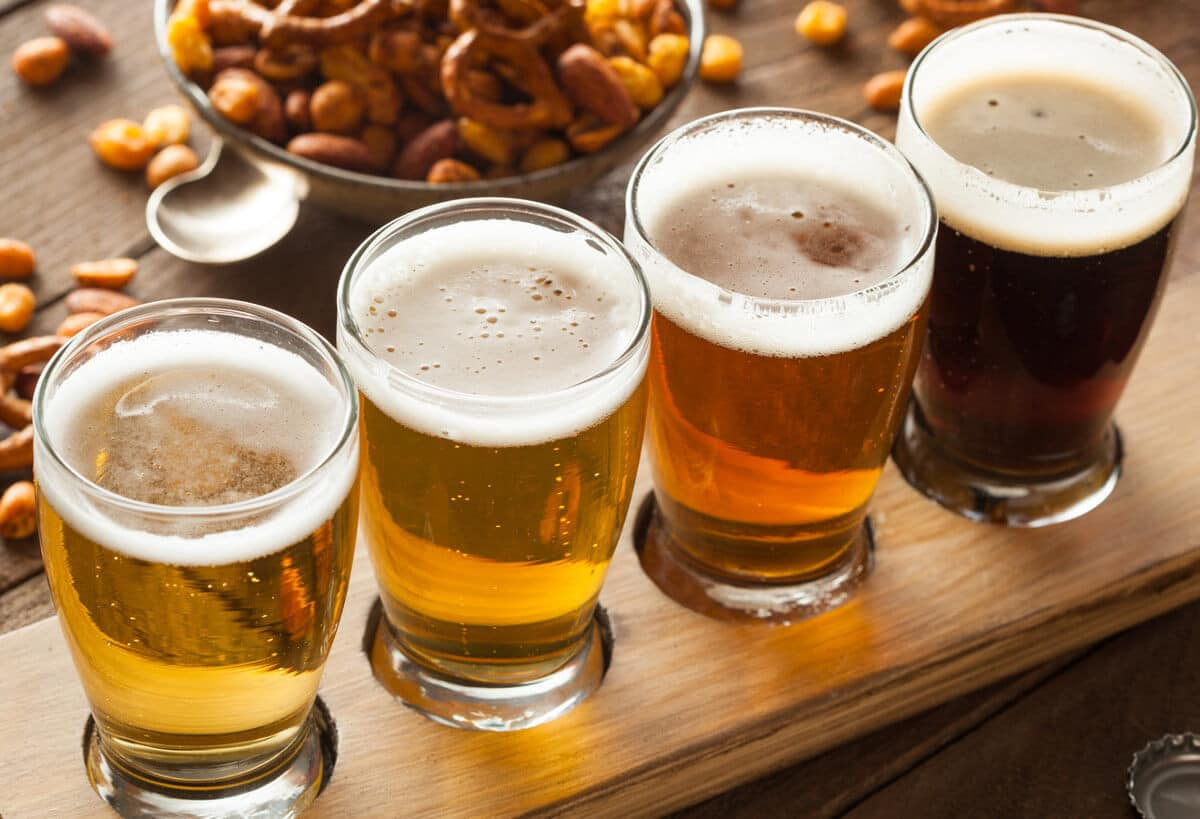 Something for the Weekend – Beer and Chocolate
