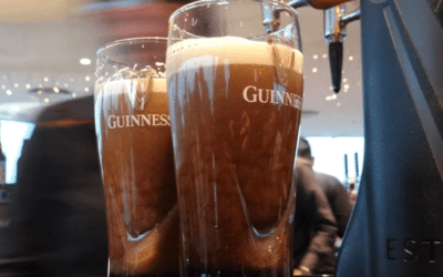 Fans to drink Six Million pints in last 16 match against Colombia