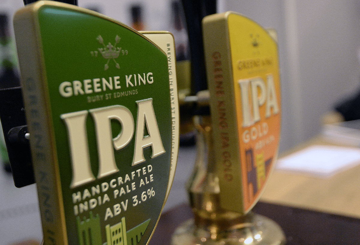 Greene King announces full year results