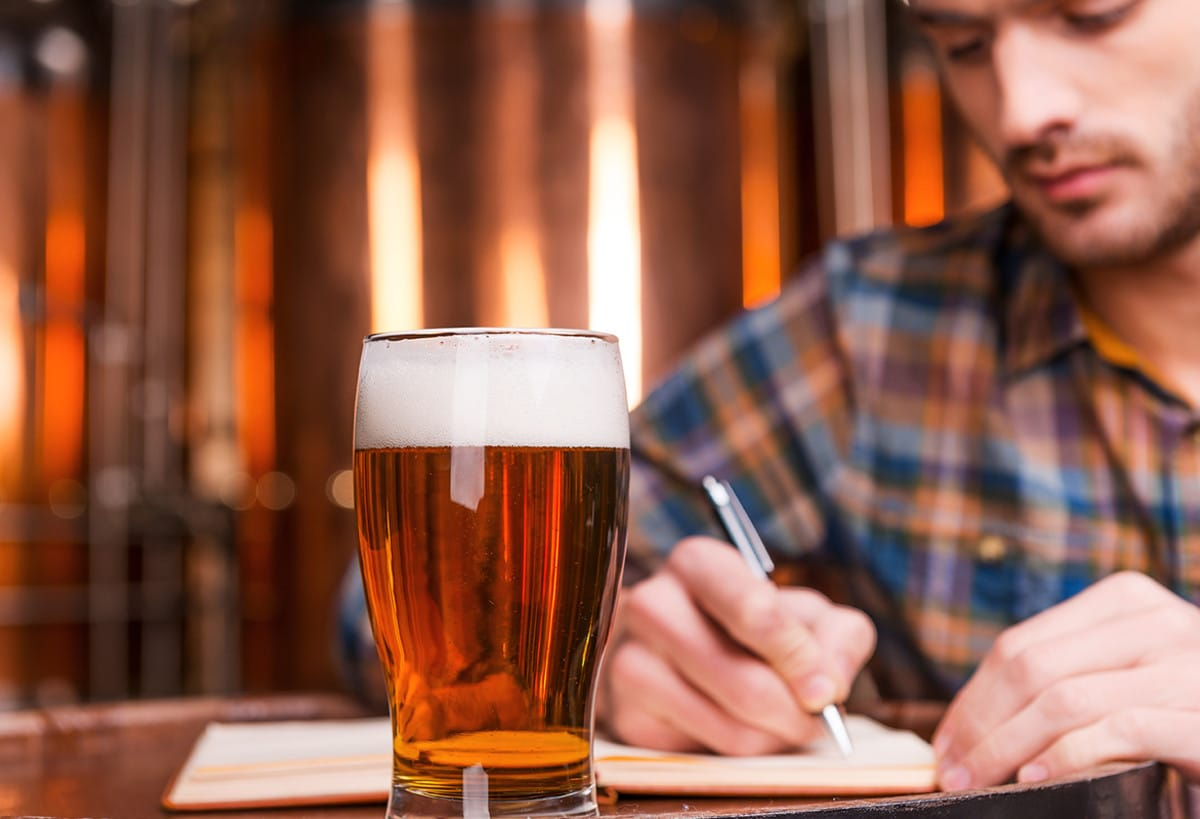 British Guild of Beer Writers Chair steps down