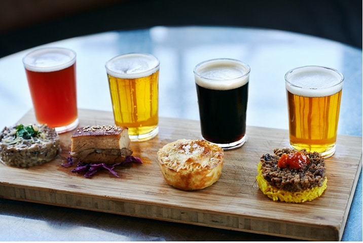 How To Do Food And Beer Matches