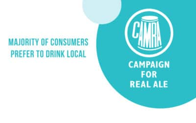 Majority Of Consumers Prefer To Drink Local