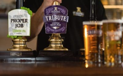 St Austell unveils new pump clip designs