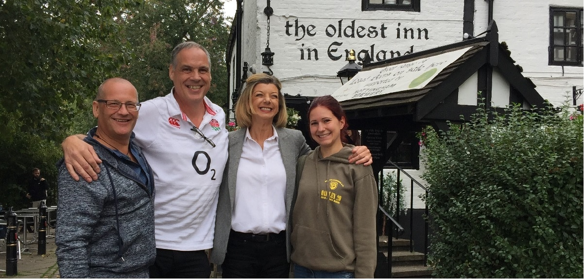 Ale Enthusiasts bound together by Cask Marque Ale Trail