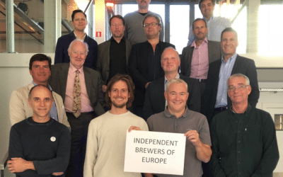 Formation of 'Independent Brewers of Europe'